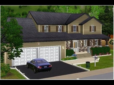 The Sims 3   Home Building   Prosian Hill 85 [Download