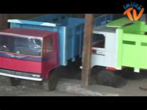 Mainan Anak Mobil Mobilan Truk Molen pengrajin mobil mobilan kayu