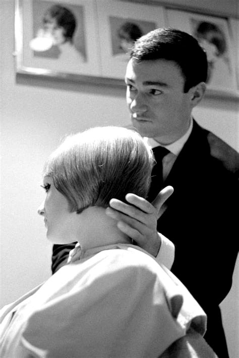 models of the 1960 with short hair vidal sassoon formidable mag style