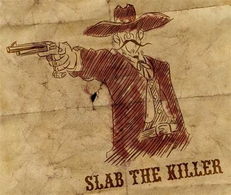the slab books character guide slab the killer the card