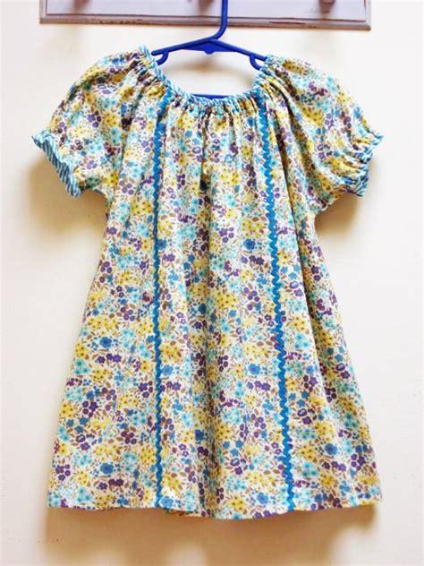 1 year baby dress pattern easy girl toddler pdf dress pattern sweet pea sizes 1 10