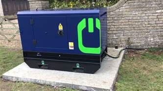 home standby diesel generator