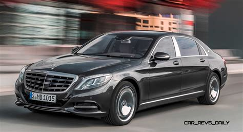 mercedes maybach 2015 2015 mercedes maybach s600 brings royal upgrades to