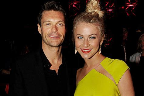 Julianne Hough Dishes on Meeting Ryan Seacrest While Still