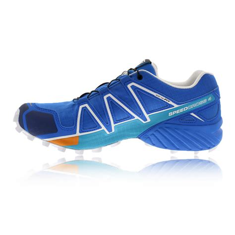 salomon athletic shoes salomon speedcross 4 tex trail running shoes 50