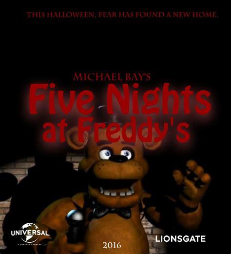 Room Maker Simulator fnaf film poster by thecoopfan on deviantart