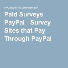Best Online Survey For Money - best online survey money sites consumer survey panel