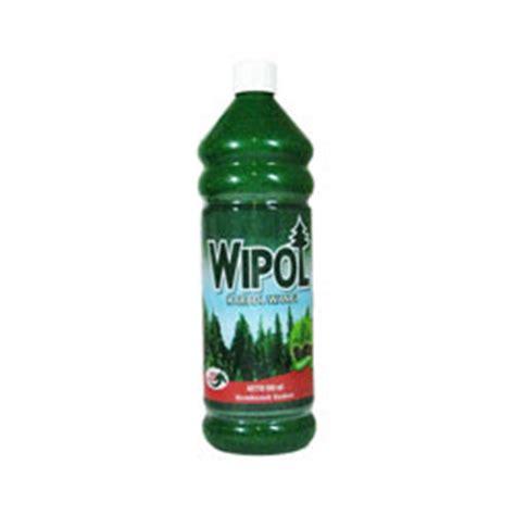 Wipol Botol Pembersih Lantai Di Atas Meja Bintang Utara