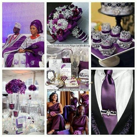 63 best Nigerian Wedding Color Schemes & Themes images on