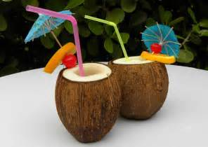 cocktail recipe coconut colata