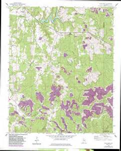 gold mine topographic map al usgs topo 34087a6