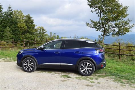 peugeot 3008 review peugeot 3008 suv review