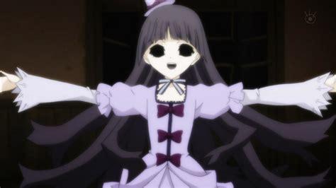 anime horror shiki sunako kirishiki horror anime manga photo