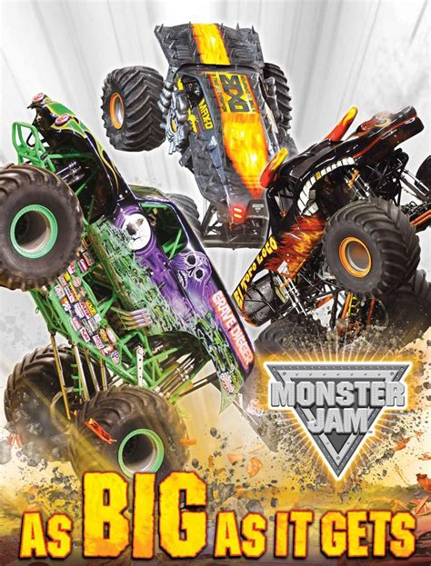 monster truck show cleveland ohio monster jam in cleveland ohio 2014 ticket giveaway