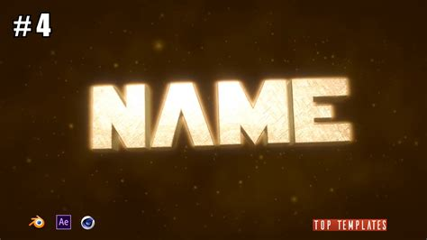 intro templates top intro templates blender intro template 8