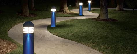 Landscape Lighting Bollards Pathway
