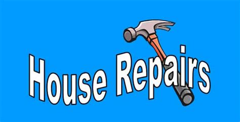 House Repairs | home repairs esl lesson