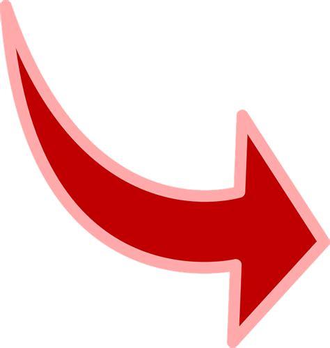imagenes de flechas rojas vector gratis flecha rojo tri 225 ngulo frontera imagen