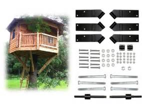 Octagon House Kits 12 Octagon Treehouse Kit Tab Treehouse Bolts Amp Hardware