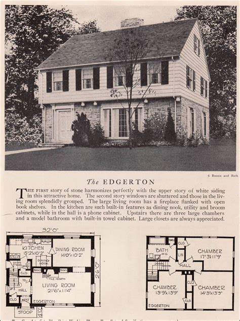 1930 house plans 1920s vintage home plans dutch colonial revival the washington 17 best 1000 ideas