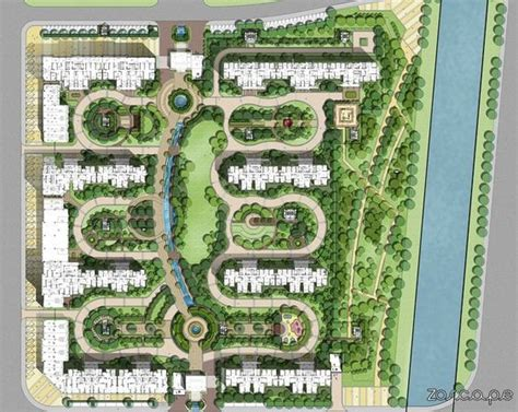 layout plan of panchkula urban complex architecture layout master plan and house on pinterest