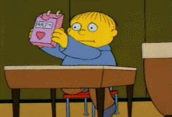 valentines day gif sad the simpsons gif find on giphy