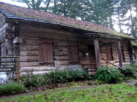 Pioneer Cabin by Pioneer Mothers Cabin To Be Rescued From Willamette Restore Oregon