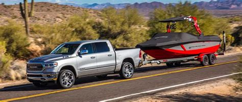 2019 Dodge 1500 Towing Capacity by 2019 Ram 1500 Towing Capacity How Much Can A Ram 1500 Tow