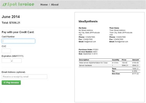 Make Your Own Invoices Invoice Template Ideas Make Your Own Invoice Template