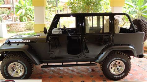 modified mahindra jeep for sale in kerala mahindra bolero modified to benz image 8