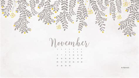 Calendar November 2017 Wallpaper November 2016 Free Calendar Background Desktop Wallpaper