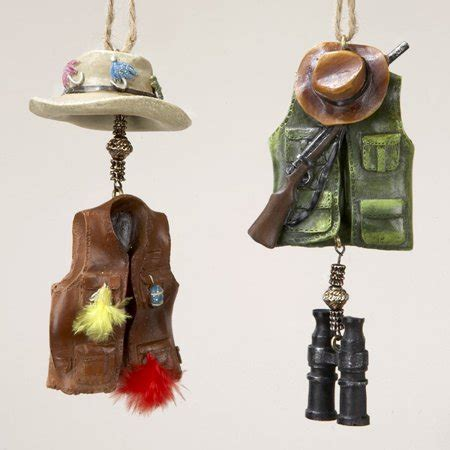 walmart ornaments pack club pack of 24 and fishing vest ornaments 4 quot walmart