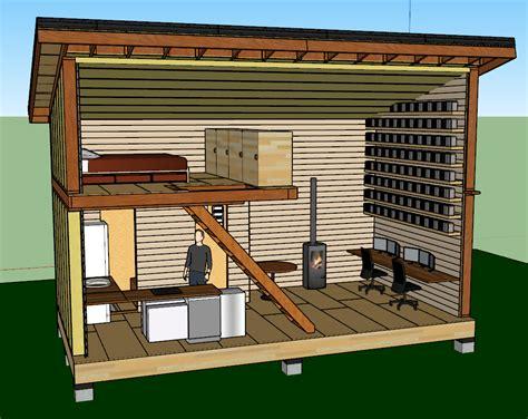 tiny house plan and ready made which is cheaper cheap plans 3d de notre maison en ossature bois comme un