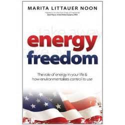 Energy freedom by marita littauer noon