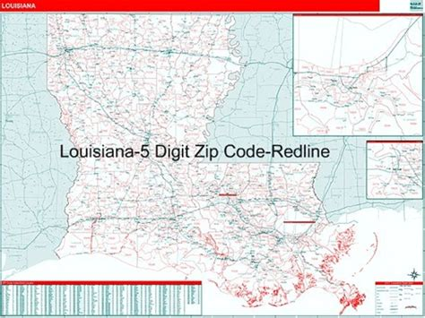 la zip code map louisiana zip code map from onlyglobes