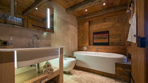 Separate Bath And Shower enjoy incredible swiss alps ski holiday at chalet corniche
