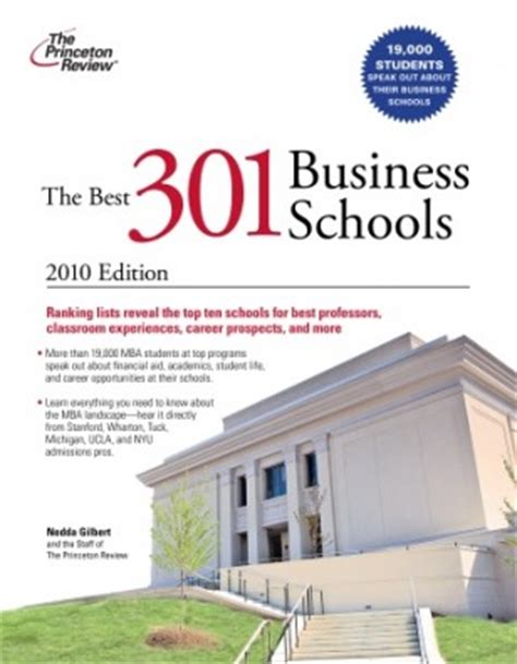 Mba Programs In Usa by Best Mba Program Usa 2009 Blogsride