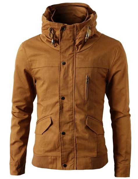 Mc New York Jaket mens high neck field jackets without kmoja024