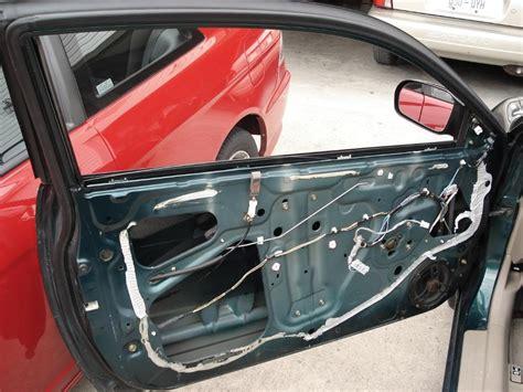 door and window mechanics review honda civic window falls track ricks free auto