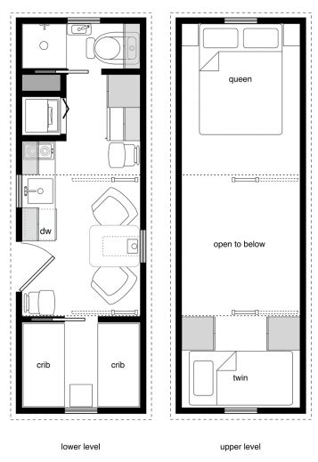 10 By 8 Floor Plan - family tiny house design plans 8 x 20 felixooi