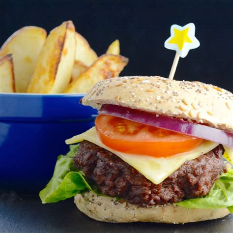 easy beef burgers s lively kitchen