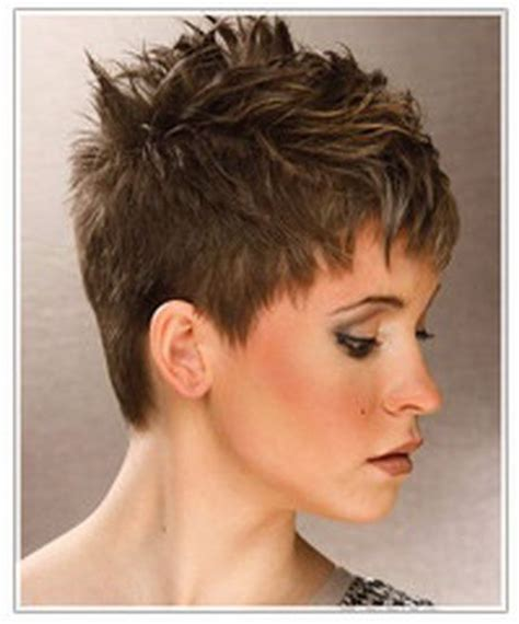 very short and spiky pixie cuts spiky short hair on pinterest