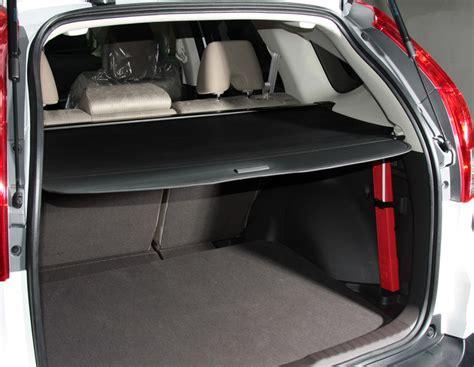 Honda Crv Cargo Shelf by Honda Crv 2012 Rear Load And Cargo Luggage Cover Parcel