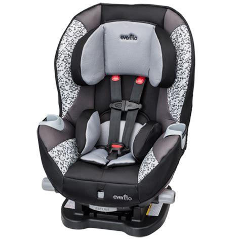 you re safe in an evenflo car seat annmarie