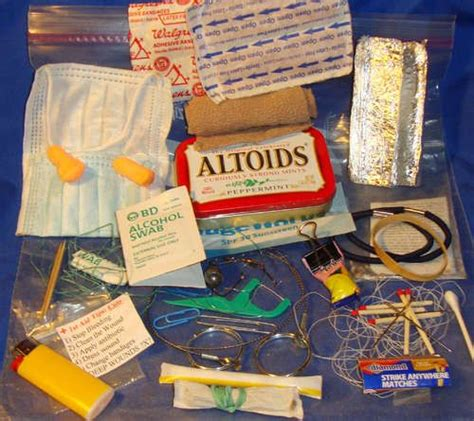 Survival Kit For 20 Something how to customize your altoids survival kit cing