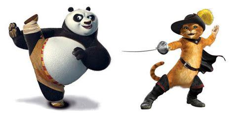 imagenes de la pelicula kung fu panda 2 sinopsis de el gato con botas y kung fu panda 2