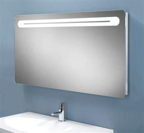 hib alfera oval heated bathroom mirror hib vortex led back lit mirror with shaver socket 77419000