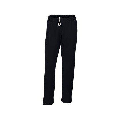 Sweatpant Abu Jogger Celana Olahrag gildan mens heavy blend open bottom sweatpant m black buy in uae