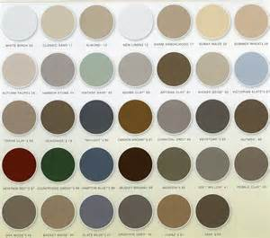 certainteed vinyl siding color chart certainteed siding colors chart images