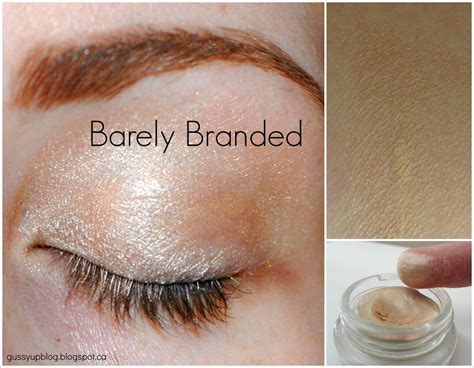 maybelline color tattoo barely branded maybelline color 24 hour eyeshadow review and